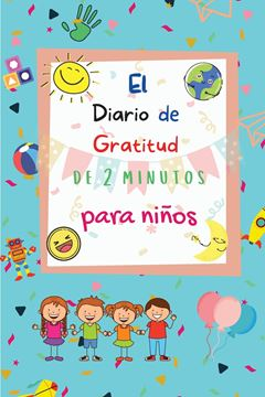 Picture of El Diario de Gratitud de 2 Minutos para Niños
