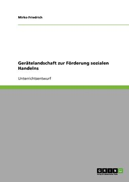 Picture of Gerätelandschaft zur Förderung sozialen Handelns
