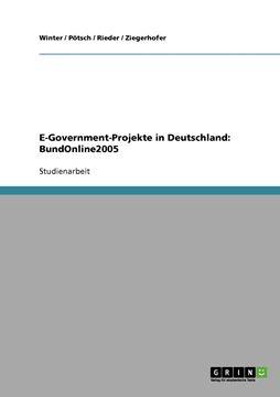 Picture of E-Government-Projekte in Deutschland