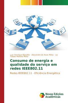 Picture of Consumo de energia e qualidade do serviço em redes IEEE802.11