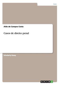 Picture of Casos de direito penal