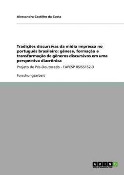 Picture of Tradições discursivas da mídia impressa no português brasileiro