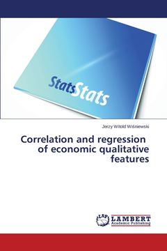 Picture of Correlation and regression   of economic qualitative   features