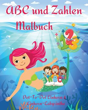Picture of ABC und Zahlen Malbuch
