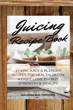 Picture of Juicing Recipe Book