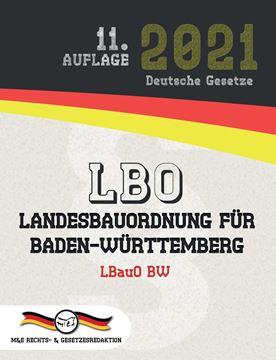 Picture of LBO - Landesbauordnung für Baden-Württemberg