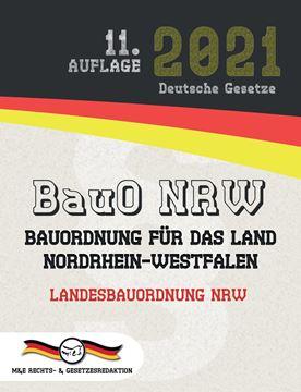 Picture of BauO NRW - Bauordnung für das Land Nordrhein-Westfalen