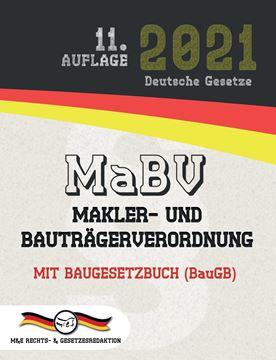 Picture of MaBV - Makler- und Bauträgerverordnung