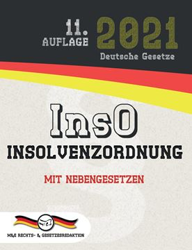 Picture of InsO - Insolvenzordnung
