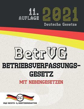 Picture of BetrVG - Betriebsverfassungsgesetz
