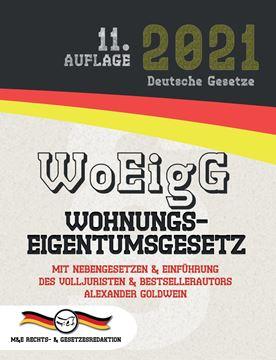 Picture of WoEigG - Wohnungseigentumsgesetz