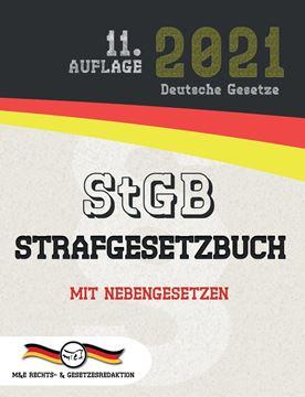 Picture of StGB - Strafgesetzbuch