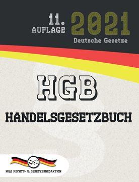 Picture of HGB - Handelsgesetzbuch