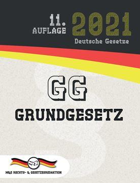 Picture of GG 2021 - Grundgesetz für die Bundesrepublik Deutschland