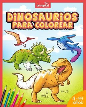 Picture of Dinosaurios para colorear
