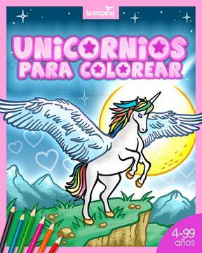 Picture of Unicornios para colorear