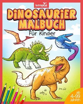 Picture of Dinosaurier Malbuch für Kinder