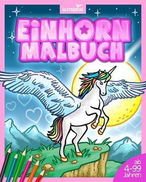 Picture of Einhorn Malbuch