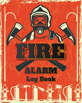 Picture of Fire Alarm Log Book
