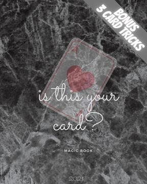 Picture of Is this your card?