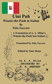 Picture of Uini Puh Winnie-the-Pooh in Italian by Elda Zuccaro