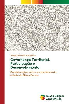 Picture of Governança Territorial, Participação e Desenvolvimento