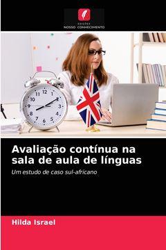 Picture of Avaliação contínua na sala de aula de línguas