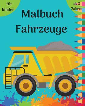 Picture of Malbuch Fahrzeuge