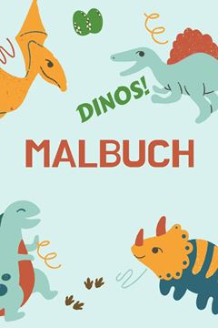 Picture of Dinos! Malbuch