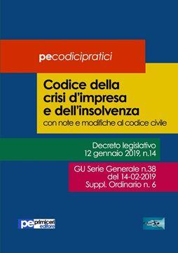 Picture of Codice della crisi d?impresa e dell?insolvenza