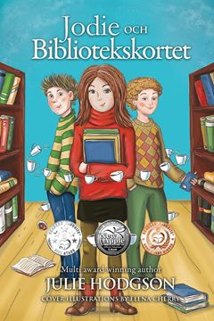Picture of Jodie och bibliotekskortet