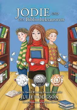 Picture of Jodie und der Bibliotheksausweis