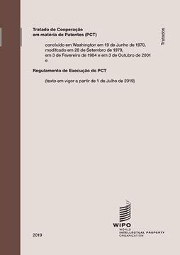 Picture of Tratado de Cooperacao em materia de Patentes (PCT)