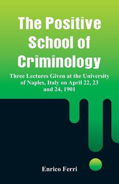 Picture of The Positive School of Criminology