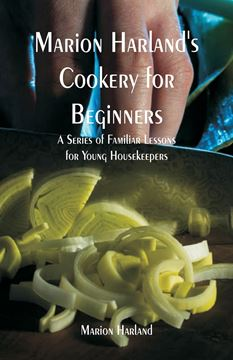 Picture of Marion Harland's Cookery for Beginners