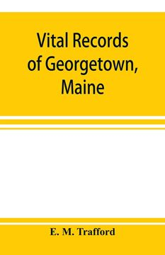 Picture of Vital records of Georgetown, Maine