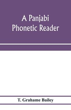 Picture of A Panjabi phonetic reader
