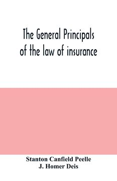 Picture of The general principals of the law of insurance