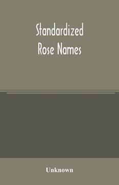 Picture of Standardized rose names
