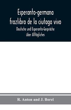 Picture of Esperanto-germana frazlibro de la ciutaga vivo