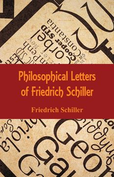Picture of Philosophical Letters of Friedrich Schiller