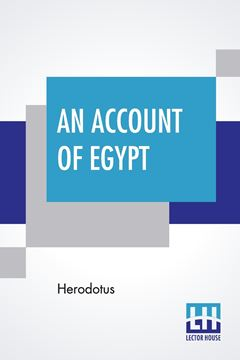 Picture of An Account Of Egypt