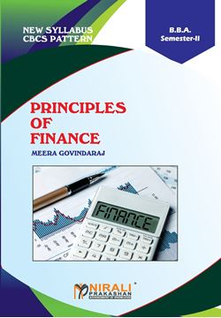 Picture of PRINCIPLES OF FINANCE