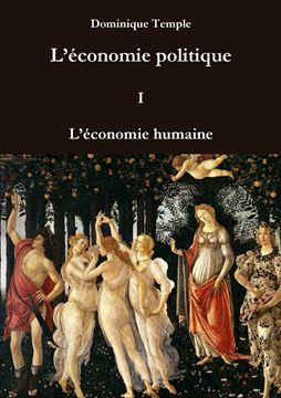 Picture of L'économie politique I L'économie humaine