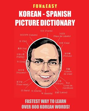 Picture of Fun & Easy! Korean - Spanish Picture Dictionary