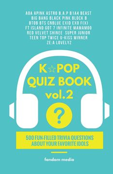 Picture of KPOP Quiz Book vol.2